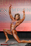 Sheila Bleck 2014 Tampa Pro Posing Her Muscles