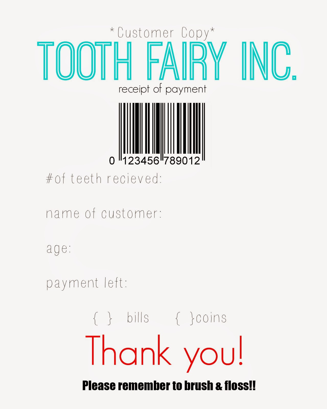 picture regarding Tooth Fairy Stationary titled The Enamel Fairy is Coming Quickly! The Mumsy Weblog