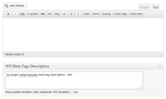 Source code Terpaksa Membuat Plugin SEO Wordpress (Tahap 0)