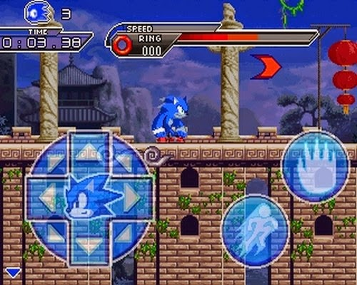sonic games free download pc