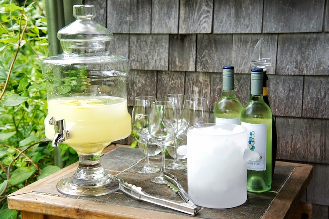 glassware Zappos, Zappos housewares, white wine glasses, drink dispenser, beverage dispenser
