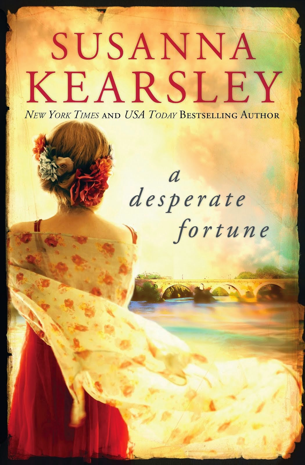 Giveaway - Susanna Kearsley Prize Pack of All of her Backlist of Books Published by Sourcebooks