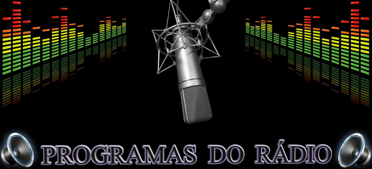 Programas do Rádio
