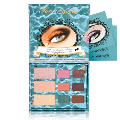 Paleta de edição limitada Summer eye Summertime Sexy Shadow Collection