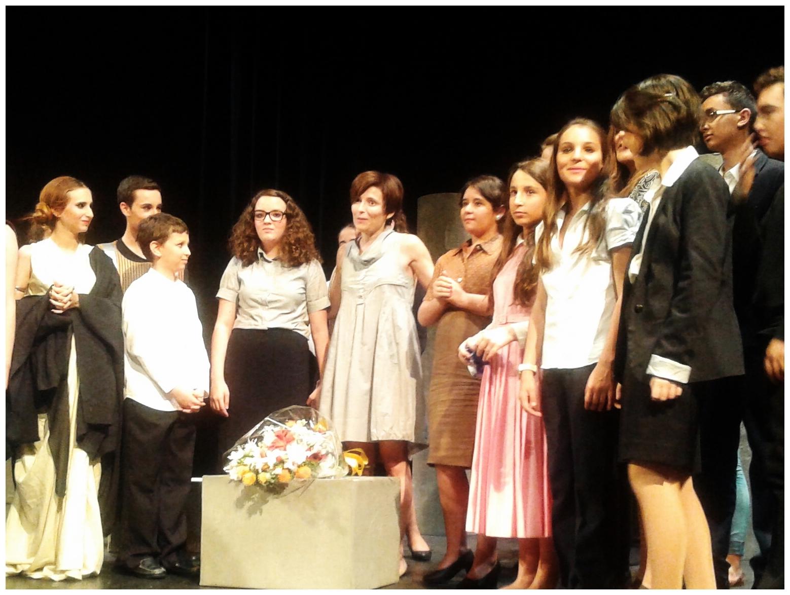 Taller de teatro IES Albero