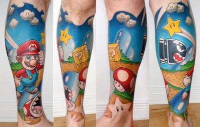 tatuajes- Vestusta Morlaa