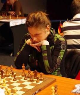 Les Championnats d'Europe d'échecs à Aix-les-Bains : Judit Polgar (2686) © site officiel