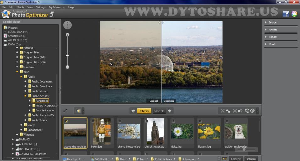System Requirements. Download Ashampoo Photo Optimizer 5 v5.0.2 Full.