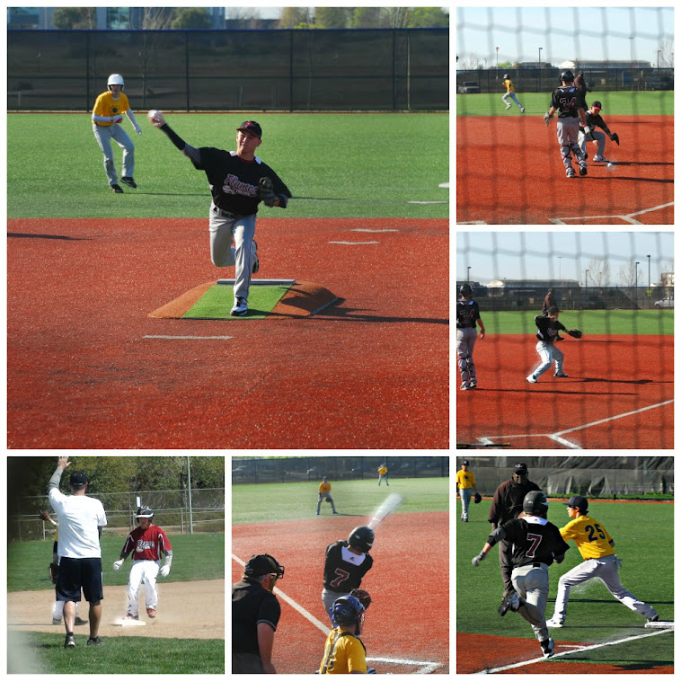 Dylan #7 Pitcher/ Right Fielder