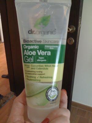 aloe vera för håret