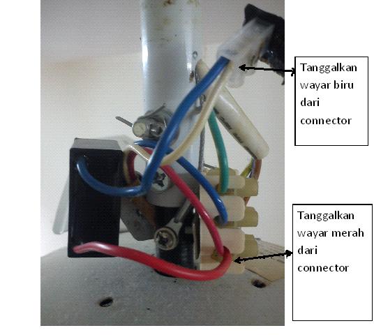 Wiring Diagram Kipas Angin 3 Kecepatan : Pendawaian elektrik rumah kediaman kipas angin semakin