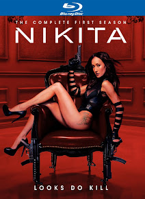 NIKITA DVD AND BLU-RAY DISC