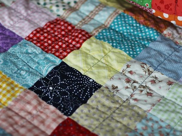 Blue is Bleu: Custom Patchwork Quilt : patch work quilting - Adamdwight.com