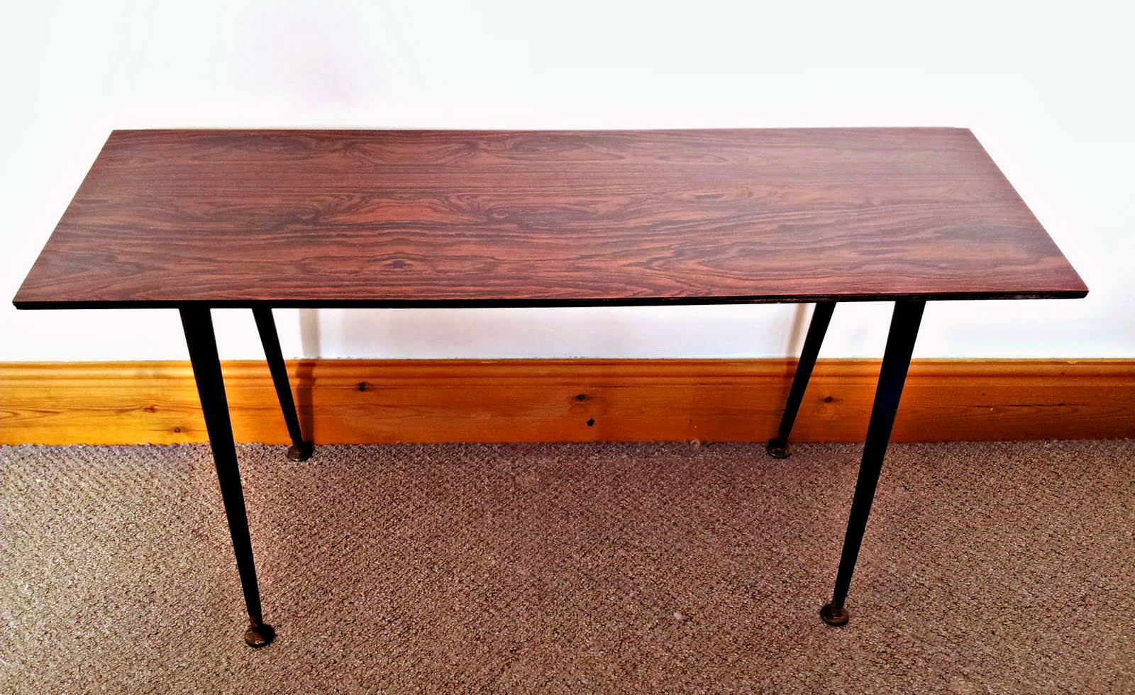 Just juniper 1960s formica coffee table chic Formica coffee table