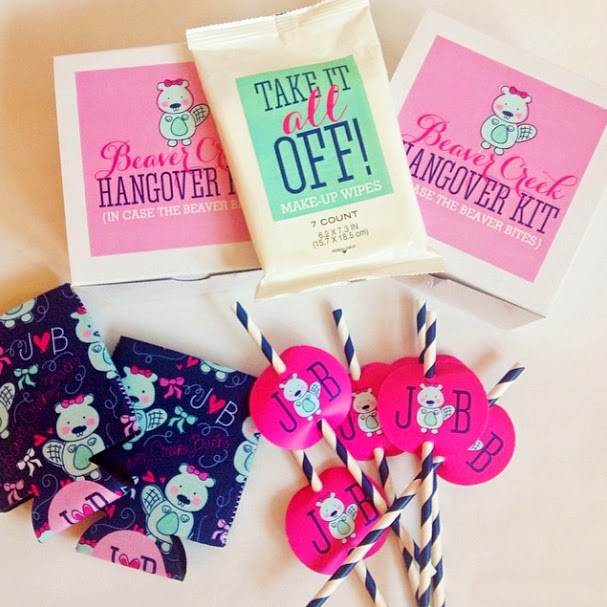 Bachelorette Party Welcome Bag