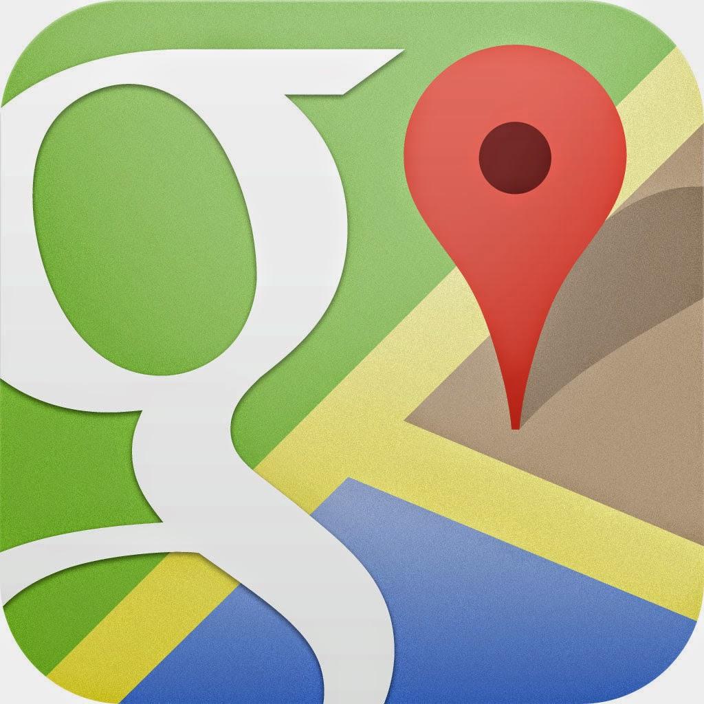 google map app logo