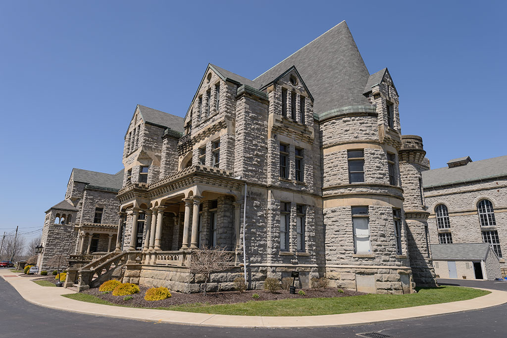 Touring Mansfield Reformatory