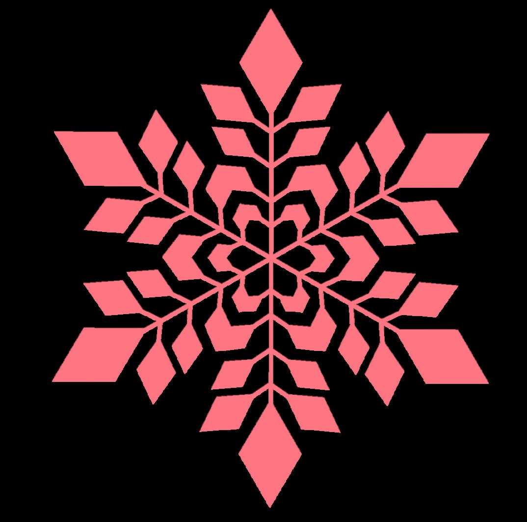 Snowflake Transparent Background