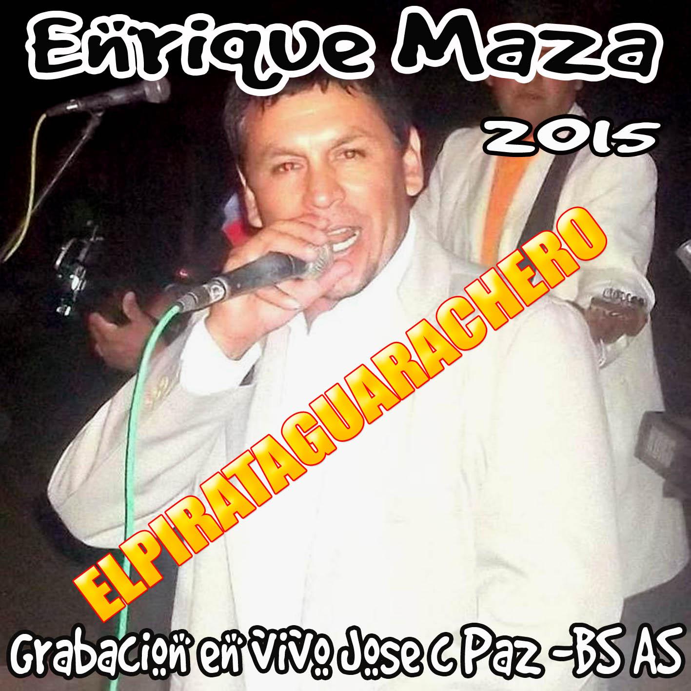 Enrique Maza Grabacion En