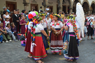 Música y Tradiciones en la Fiesta de la Cruz Verde en Pátzcuaro