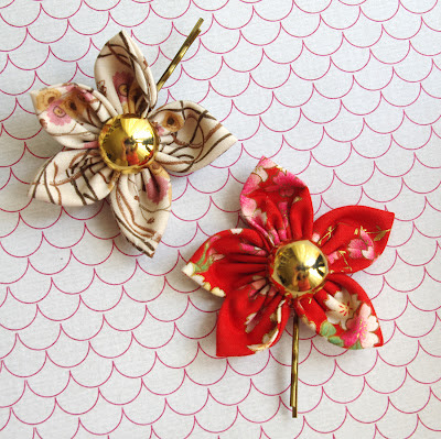 Hair pin by Chez Violette