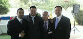 Beto, Edgar, Rene y Alfredo