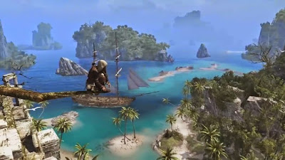 Assassin's Creed IV: Black Flag PC Gameplay