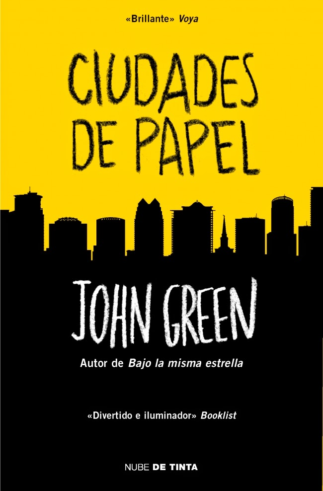 Reseña: Ciudades de papel de John Green