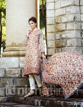Nishat Spring Summer Pret Collection 2014