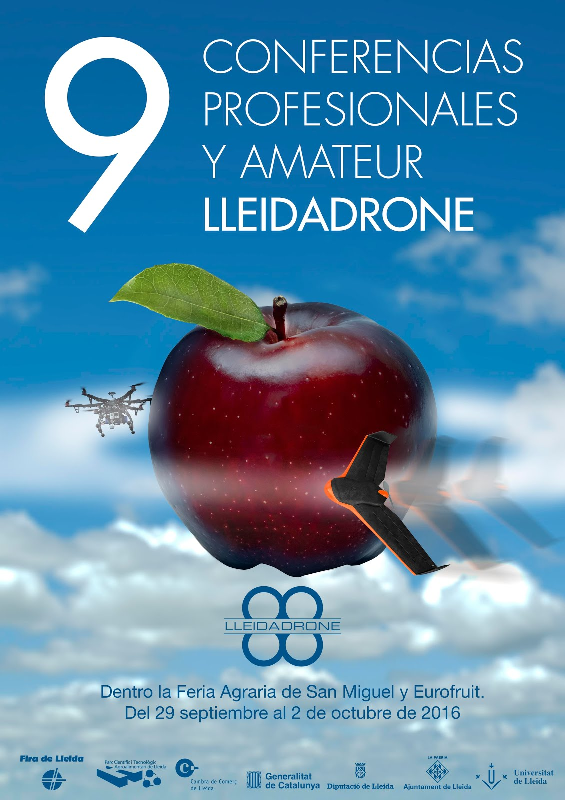 9 Conferencias LleidaDrone