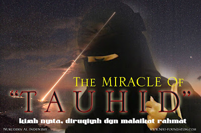 THE MIRACLE OF TAWHID | Kisah Nyata, di Ruqyah Malaikat Rahmah Bag 1