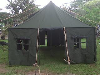 tenda komando, tenda komando tni, tenda komando murah, jual tenda komando