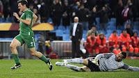 Asenjo trata de evitar el 0-2 del Rubin Kazan