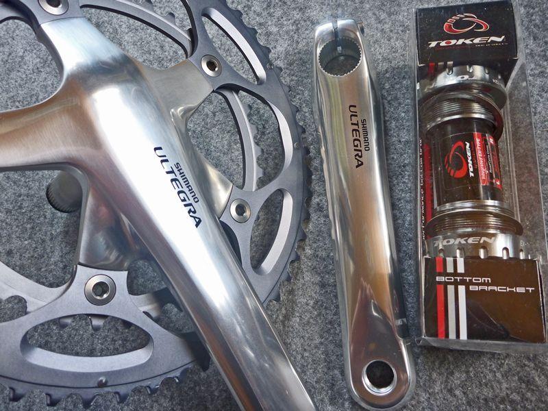自転車の コンポ 自転車 ランク : コンポの組み付けもいよいよ ...