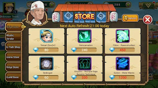 Download Game Naruto Android .APK Dream Ninja