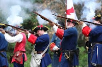 Events: Re-enactment of Fort Mose Battle 1 W%2B062511%2BMose%2B03 St. Francis Inn St. Augustine Bed and Breakfast