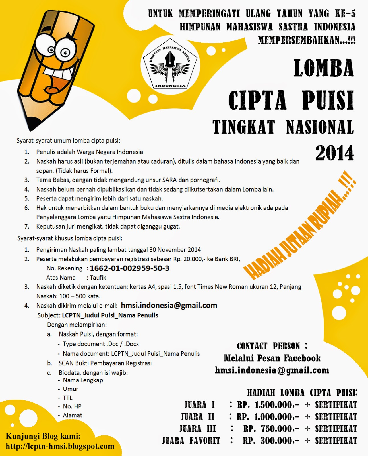 lomba puisi
