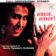 Come Closer To Me; Amor Amor; ParaChaCha; Baia; Green Eyes . (amor amor lp front)