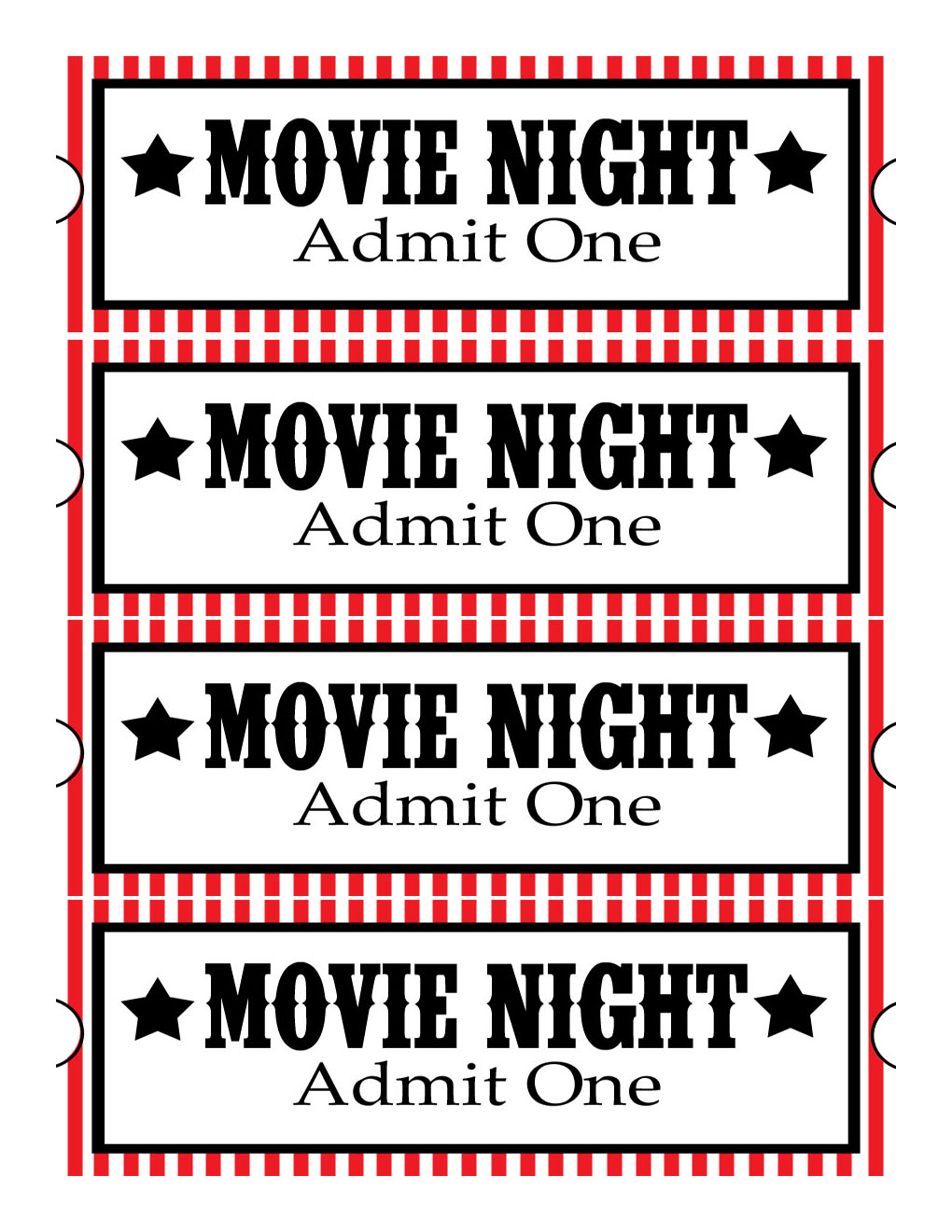 To Print The Tickets Click On Each Image Below, Click On The Image With The  Magnifying Glass, And Print For Your Own Enjoyment. Please Personal Use  Only.  Print Your Own Tickets Template Free