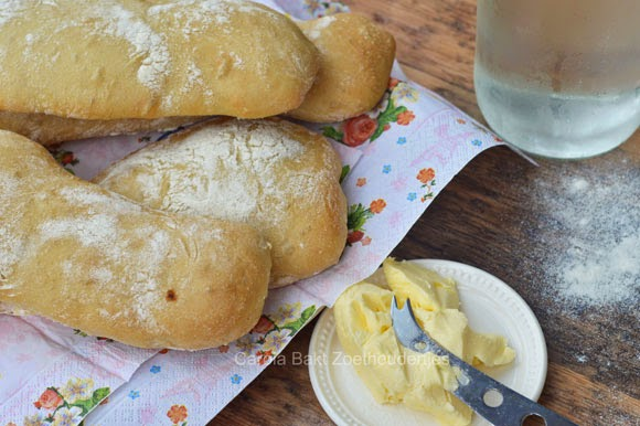 ciabatta brood van Paul Hollywood