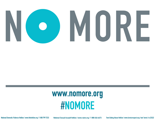 Rambling Thoughts' #NoMore Join the Discussion
