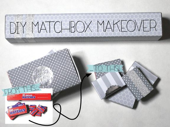 Just A Darling LifeDIYMatchbox Makeover