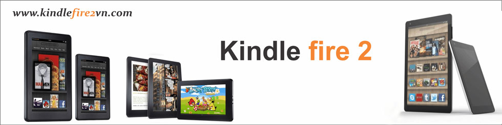 Kindle Fire Việt Nam