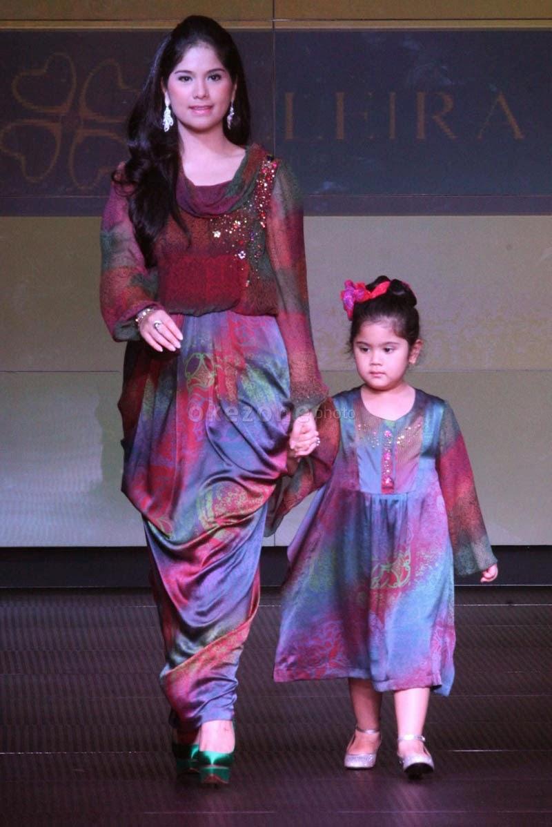 Peran Annisa Pohan sebagai seorang ibu mudah-mudahan menjadi inspirasi ...