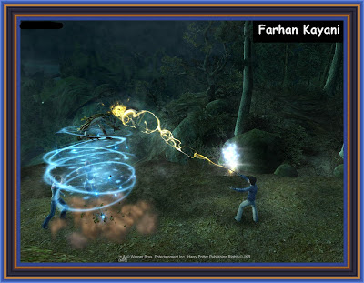 Harry Potter and the Goblet of Fire PC Game (Screen Shot no.4) By Farhan Kayani