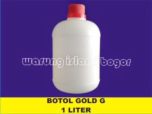 Jual Botol Madu 1 Liter HDPE