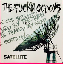The Fuckin Godoys - Satellite 7""