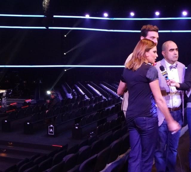 X Factor 2013 Italia terza puntata giudici Elio Mika Simona Ventura