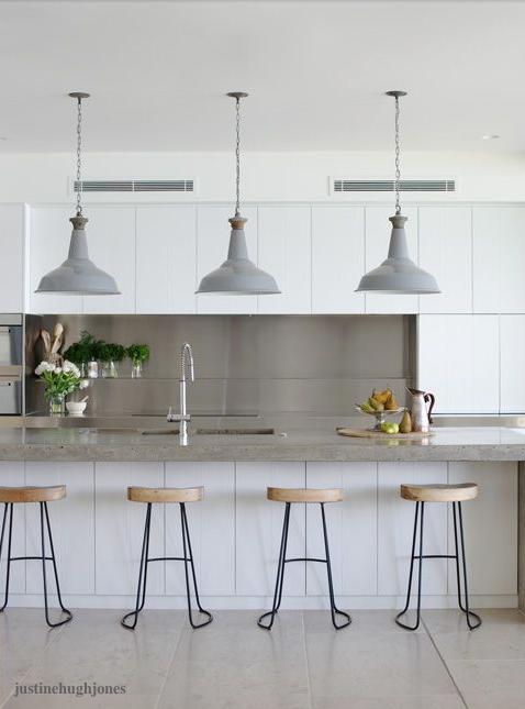 Segui decorando el blog de la trueca c mo iluminar una - Como iluminar una cocina ...