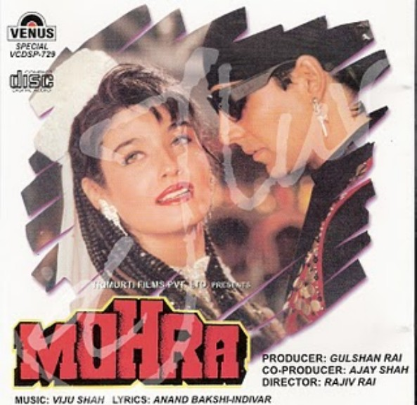Bollywood Sheet Music September 2011: 720p Mkv Songs: Mohra 1994, Video Songs